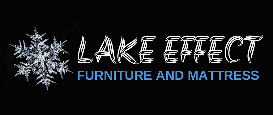 Lake Effect Furniture and Mattress Logo