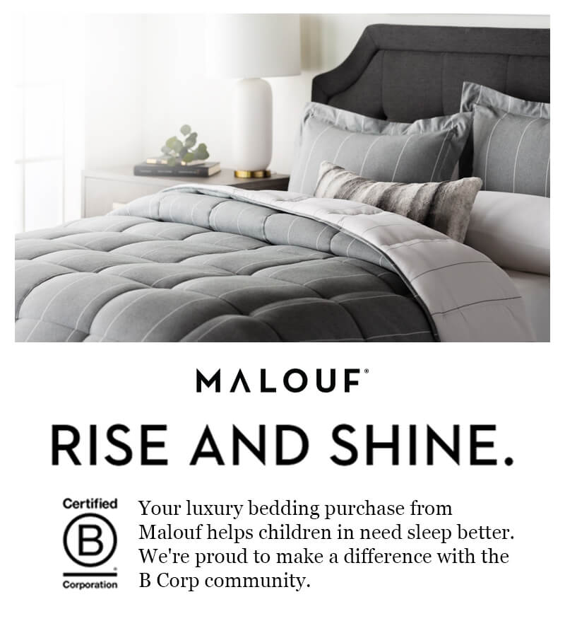 Rise and Shine with Malouf